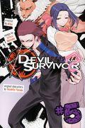 Devil Survivor GN (2015 Kodansha Digest) 5-1ST