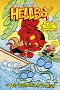 Itty Bitty Hellboy The Search for the Were-Jaguar TPB (2016 Dark Horse) 1-1ST