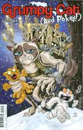 Grumpy Cat and Pokey (2016 Dynamite) 4C