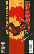 Deadpool Mercs for Money (2016 Marvel) 4A