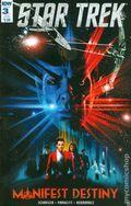 Star Trek Manifest Destiny (2016 IDW) 3SUB
