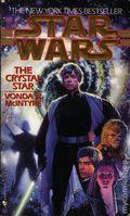 Star Wars The Crystal Star PB (1995 Bantam Novel) 1-REP