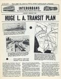 Interurbans the National Electric Railway News Digest (1943) Volume 6, Issue 1