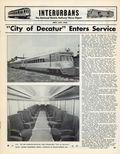 Interurbans the National Electric Railway News Digest (1943) Volume 6, Issue 5