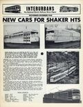 Interurbans the National Electric Railway News Digest (1943) Volume 6, Issue 6