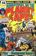 Adventures on the Planet of the Apes (1975) 30 Cent Variant 5