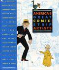 America's Great Comic-Strip Artists HC (1989 Abbeville Press) 1-1ST