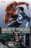 Daredevil vs. Punisher Means and Ends TPB (2016 Marvel Knights) 2nd Edition 1-1ST