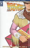 Back to the Future (2015 IDW) 8SUB