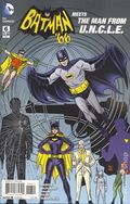 Batman '66 Meets The Man From Uncle (2015) 6