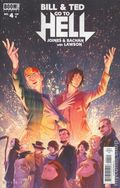 Bill and Ted Go to Hell (2016 Boom) 4A