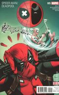 Spider-Man Deadpool (2016) 5A