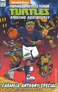 Teenage Mutant Ninja Turtles Amazing Adventures Carmelo Anthony Special (2016 IDW) 1