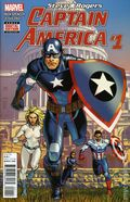 Captain America Steve Rogers (2016) 1A
