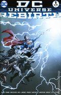 DC Universe Rebirth (2016) 1A