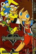 Kingdom Hearts Chain of Memories GN (2007 Tokyopop Digest) 1-1ST