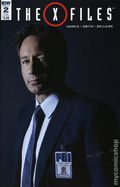 X-Files (2016 IDW) 2SUB