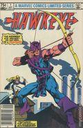 Hawkeye (1983 1st Series) Canadian Price Variant 1