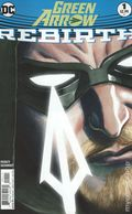 Green Arrow Rebirth (2016) 1A