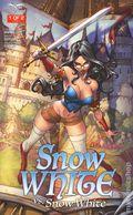 Grimm Fairy Tales Snow White Vs Snow White (2016) 1A
