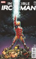 Invincible Iron Man (2015 2nd Series) 10B
