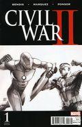 Civil War II (2016 Marvel) 1G