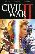 Civil War II (2016 Marvel) 1H