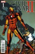 Civil War II (2016 Marvel) 1B