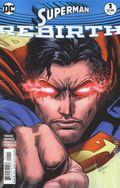 Superman Rebirth (2016) 1A