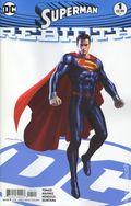 Superman Rebirth (2016) 1B