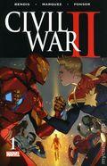 Civil War II (2016 Marvel) 1A