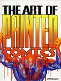 Art of Painted Comics HC (2016 Dynamite) 1-1ST