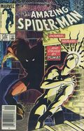 Amazing Spider-Man (1963 1st Series) Canadian Price Variant 256