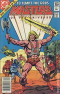 Masters of the Universe (1982 1st Series DC) Canadian Price Variant 1