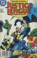 Justice League America (1987) Canadian Price Variant 13