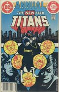 New Teen Titans (1980) Annual Canadian Price Variant 2