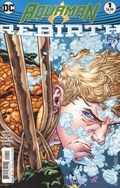 Aquaman Rebirth (2016) 1A