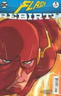 Flash Rebirth (2016 2nd Series) 1A