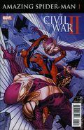 Civil War II Amazing Spider-Man (2016) 1B