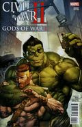 Civil War II Gods of War (2016) 1D