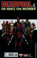 Deadpool and The Mercs for Money (2016 Marvel 1st Series) 5A