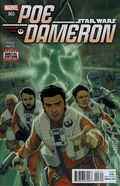 Star Wars Poe Dameron (2016) 3A