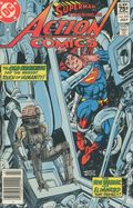 Action Comics (1938 DC) Canadian Price Variant 545