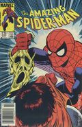 Amazing Spider-Man (1963 1st Series) Canadian Price Variant 245
