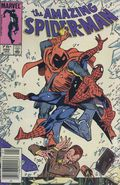 Amazing Spider-Man (1963 1st Series) Canadian Price Variant 260