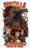 Godzilla Complete Rulers of Earth TPB (2016 IDW) 1-1ST