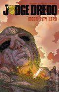 Judge Dredd Mega-City Zero TPB (2016 IDW) 1-1ST