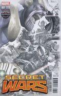 Secret Wars (2015 3rd Series) 1GAMESTOPFADE