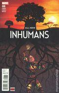 All New Inhumans (2015) 8