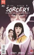 Life Death and Sorcery (2016) 1A